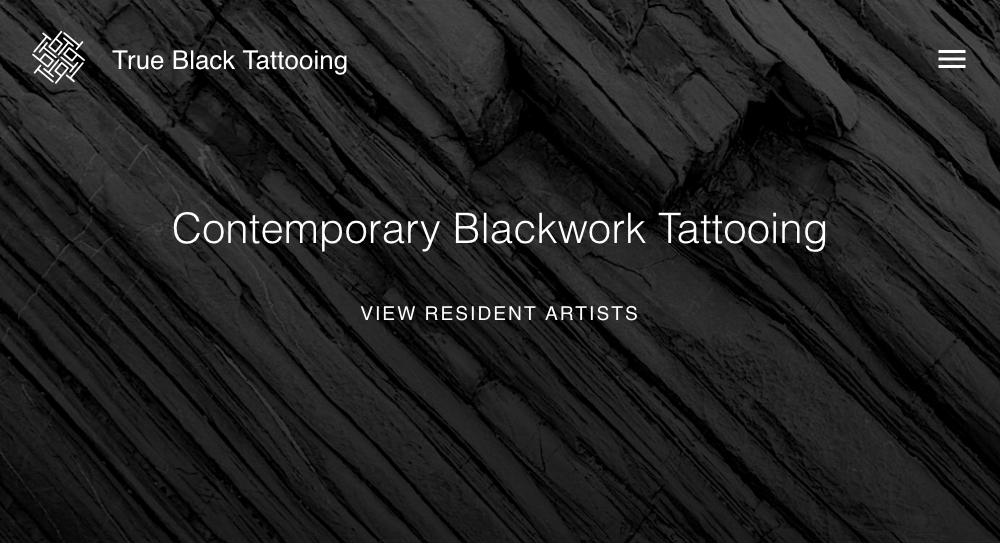 True Black Tattooing